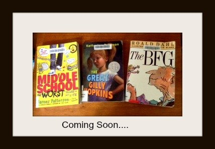 Books to movies Coming Soon