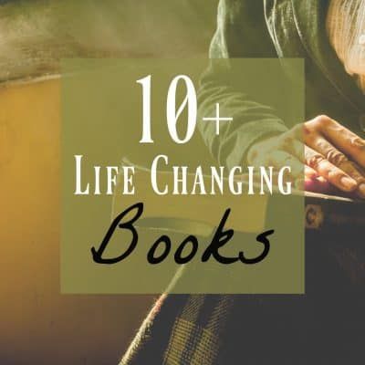 10+ Fascinating Life Changing Books You'll Want to Read
