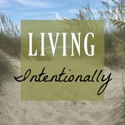 How to Live Intentionally and Choose Your Own Adventure