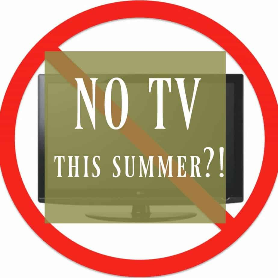 no tv summer