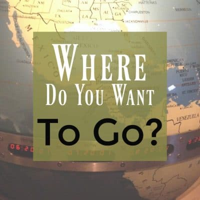 Travel Intentionally ~ 5 surprising reasons you'll want to try it!