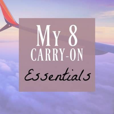 How to Pack the Perfect Carry-On
