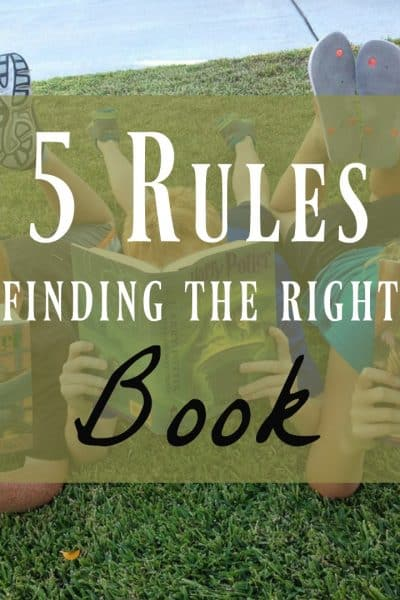 Find the Right Book