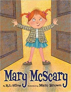 RL Stine Mary McScary