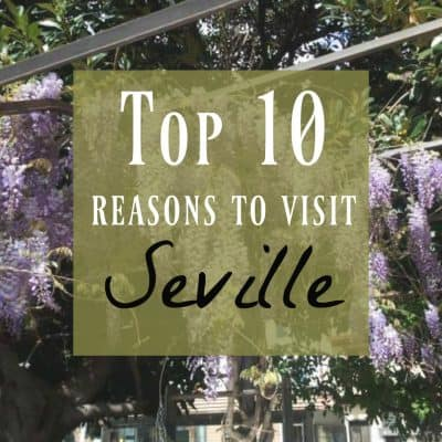 Top 10 Things to do in Seville Spain | Favorite & Unique