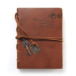 beautiful travel journal