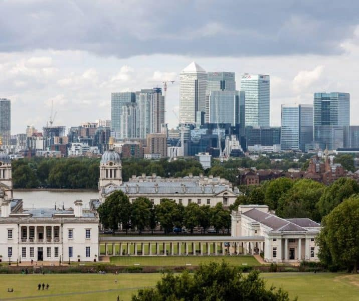 The Queen's House Things to do in Greenwich London