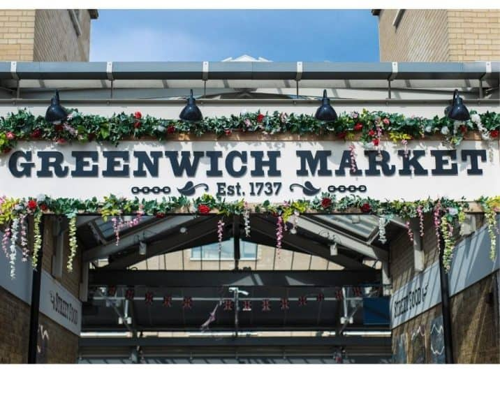 Greenwich Market - what to do in Greenwich London