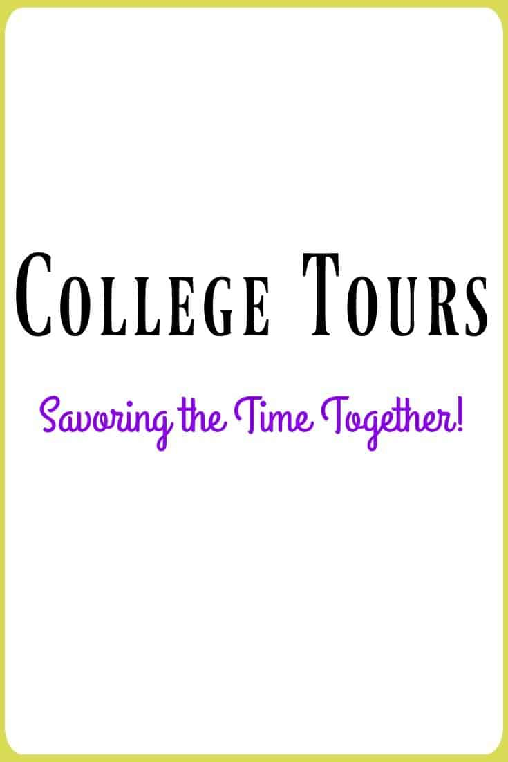 My Adventurous Week Surviving and Enjoying College Tours