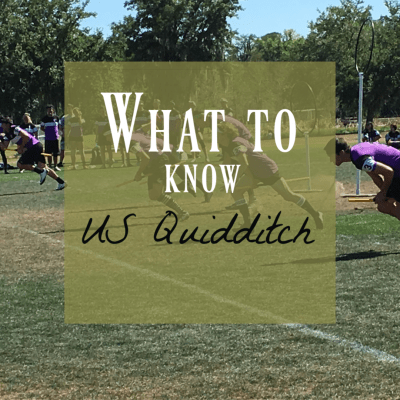 10 Things You Need to Know Before Heading to the Quidditch Pitch