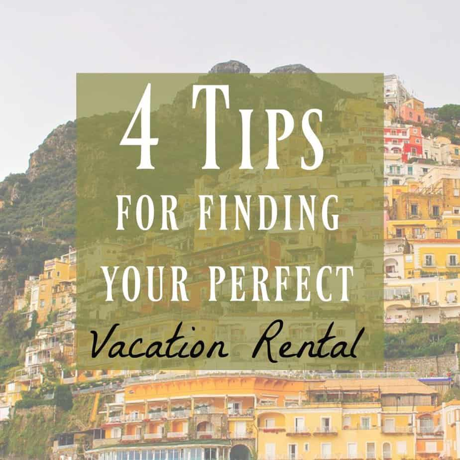 Find Rental: How To Find The Perfect Rental For Your