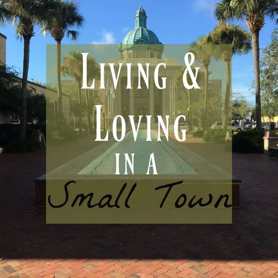 living in a small town is In a society where bigger is usually considered better, one s decision to live in a small, rural town is generally.