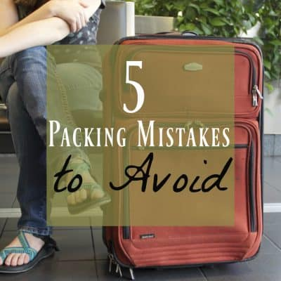What Things to Pack for a Trip & What Mistakes to Avoid!