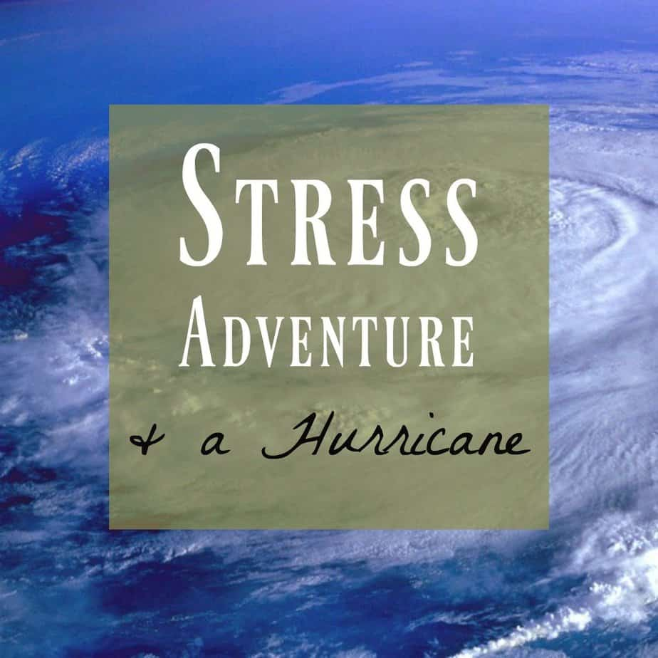 Stress and Hurricane