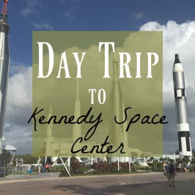 Kennedy Space Center from Orlando ~ An Epic & Amazing Day Trip