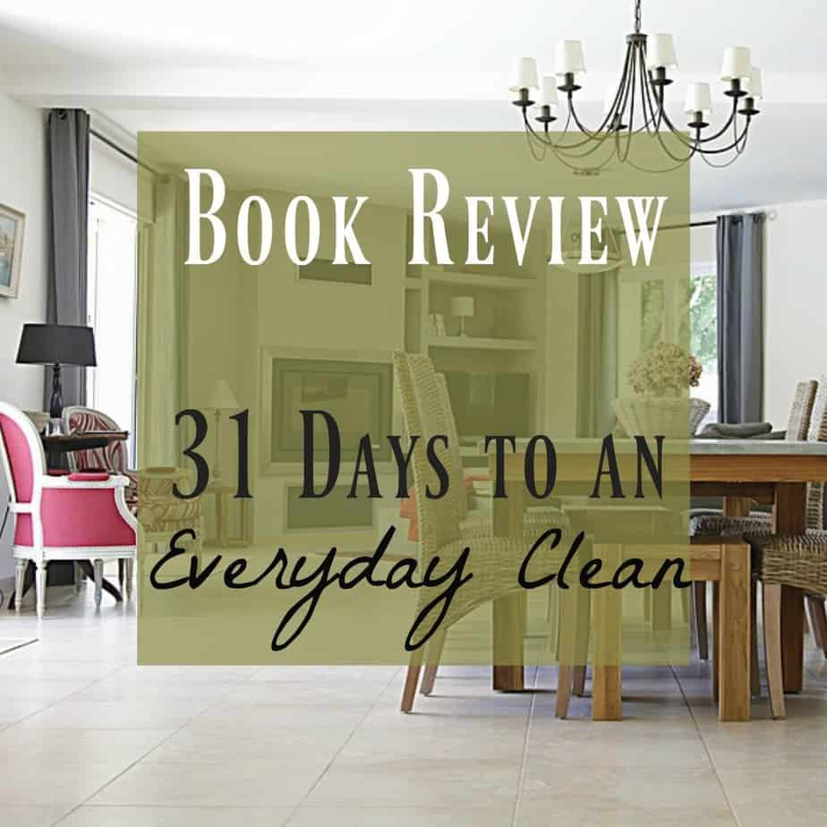 Book Review Everyday Clean