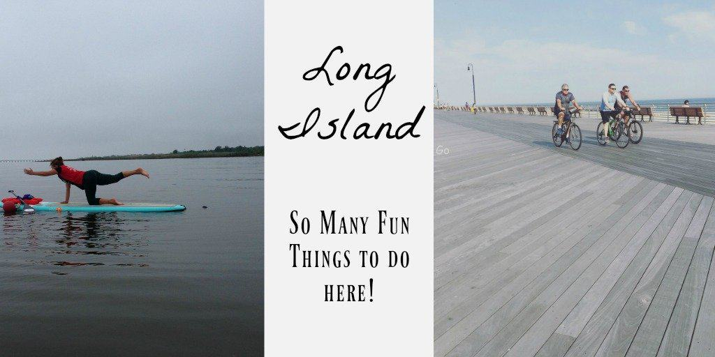 beach time fun things to do in Long Island
