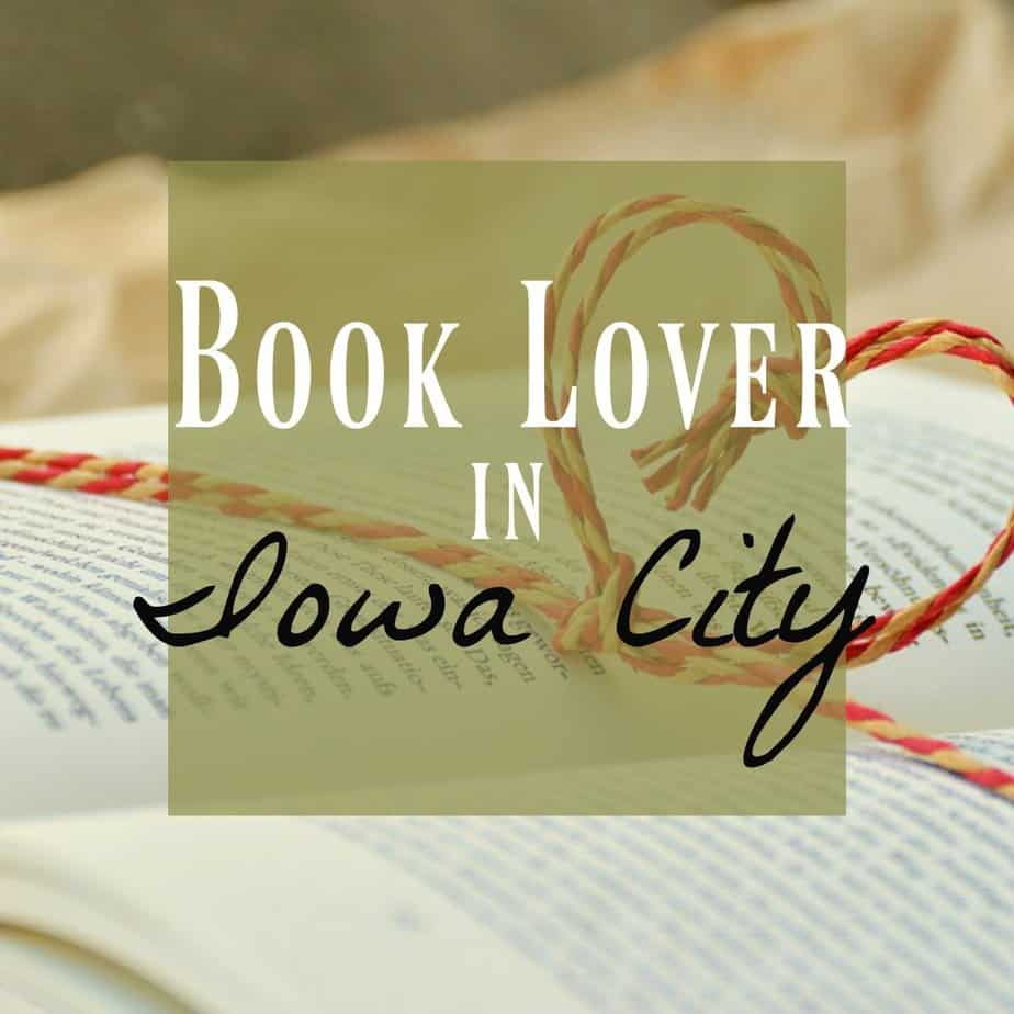Book Lover in Iowa City