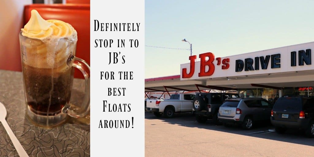 JB's drive in one of the best things to do in Greeley