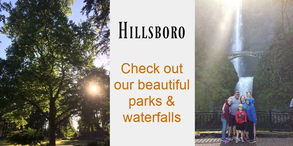 Hillsboro ~ What to See & Do Just Outside Portland, Oregon! 2