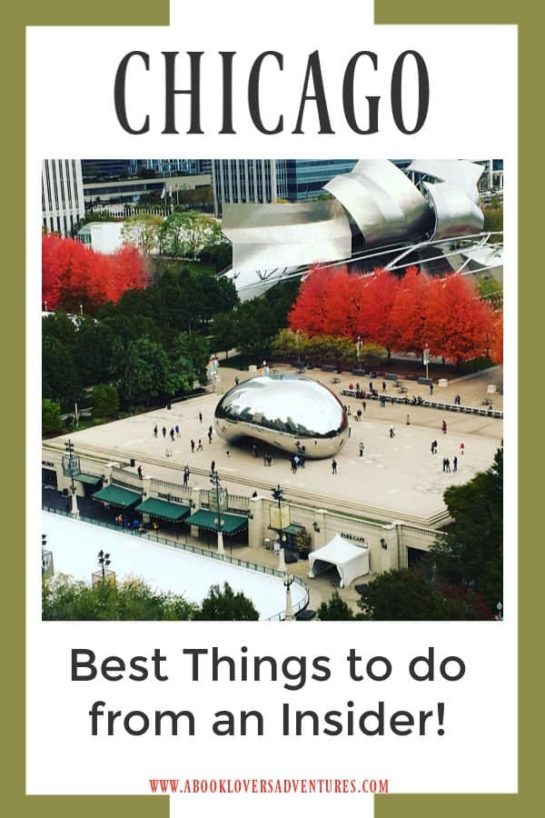 best things to do in Chicago