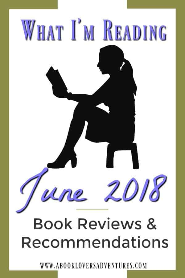 what I'm Reading June