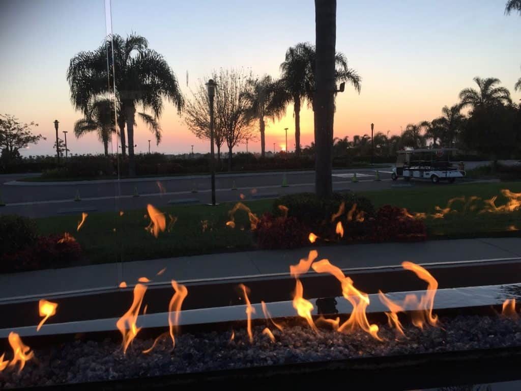 sunset on the beach - things to do in Carlsbad