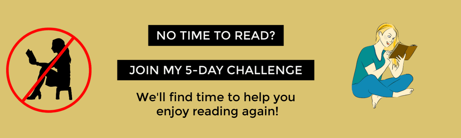 5-Day Read More challenge