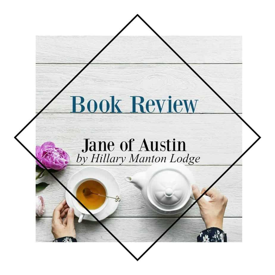 Jane of Austin book review a Jane Austen retelling