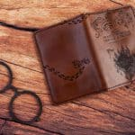 Harry Potter product - passport cover