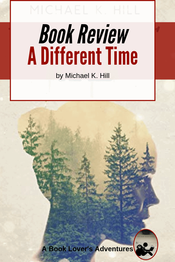 Book Cover A Different Time | time travel romance