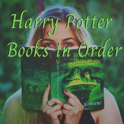 How to Complete Harry Potter Books in Order ~ All 20!