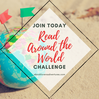 Ultimate Reading Challenge | Around the World in 18 books