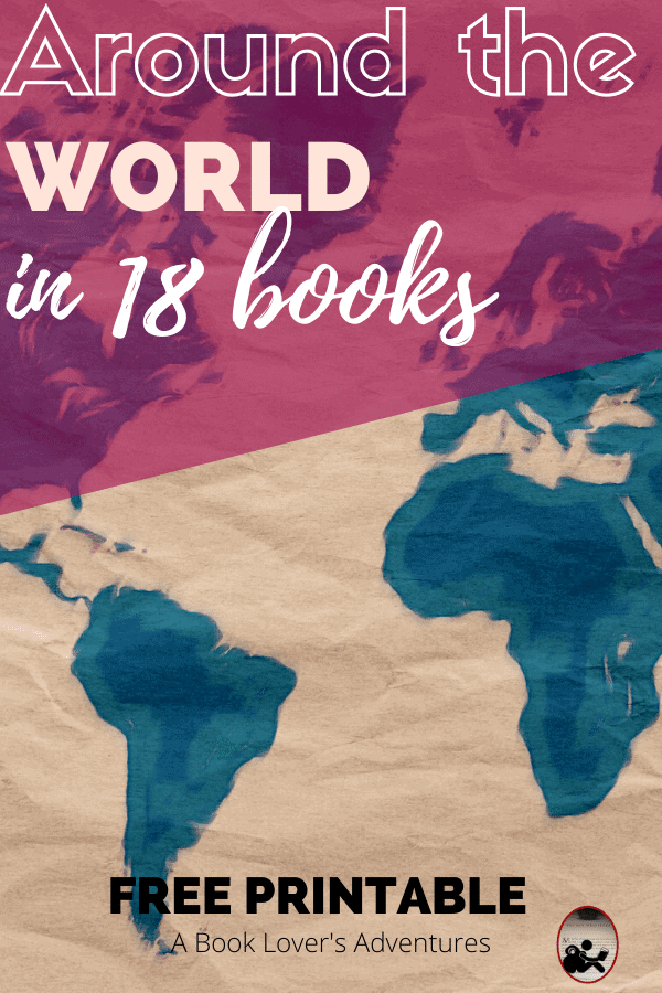 Ultimate Reading Challenge | Around the World in 18 books 88