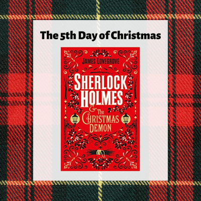 Book Review – Sherlock Holmes and the Christmas Demon