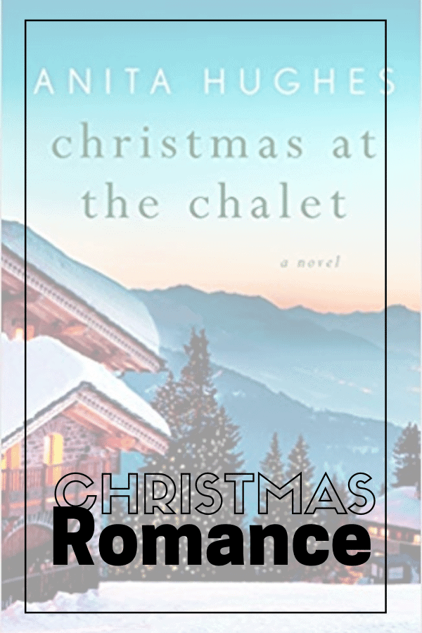 book cover, Christmas at the Chalet