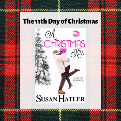Book Review – A Christmas Kiss by Susan Hatler