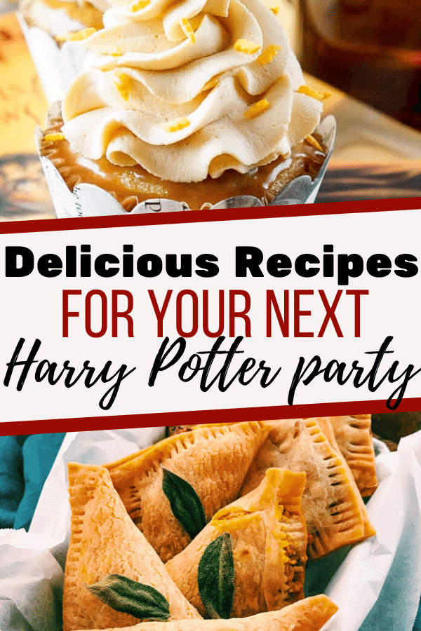 Harry Potter Feast | How to make your party a Magical Success 31