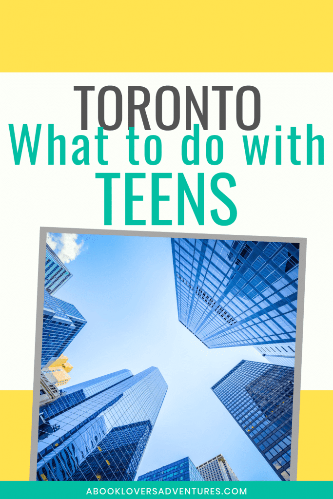 Spotlight Toronto | The Best 15+ Things to do with Teens 1