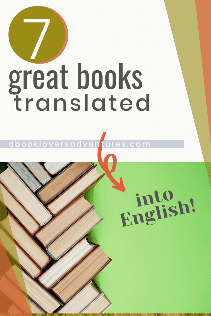 books translated to English