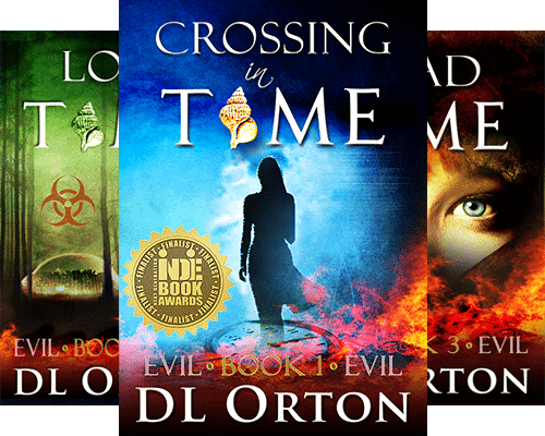 Betweem Two Evils series by DL Orton