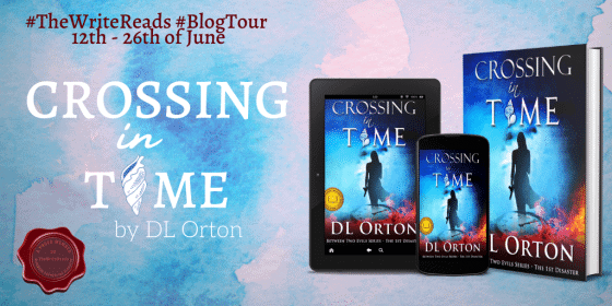 Crossing in Time book blog tour