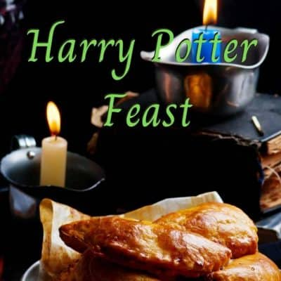 Harry Potter Feast | How to make your party a Magical Success