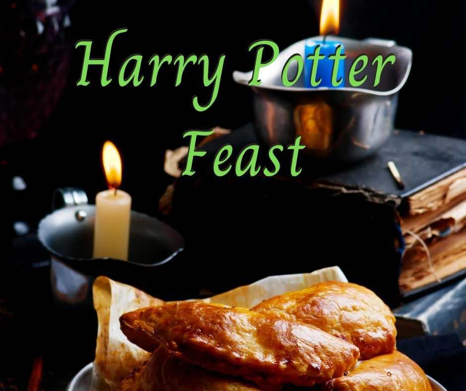 Harry Potter feast food ideas