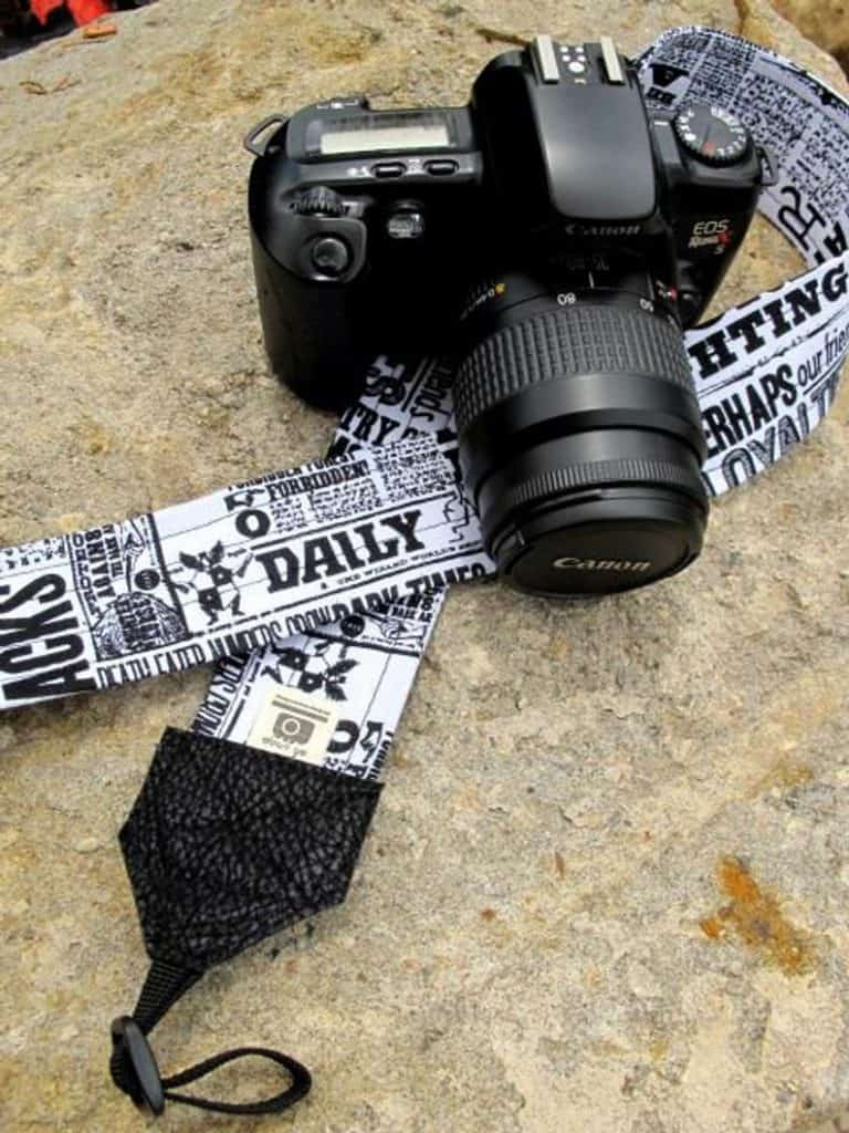 Harry Potter products - camera straps