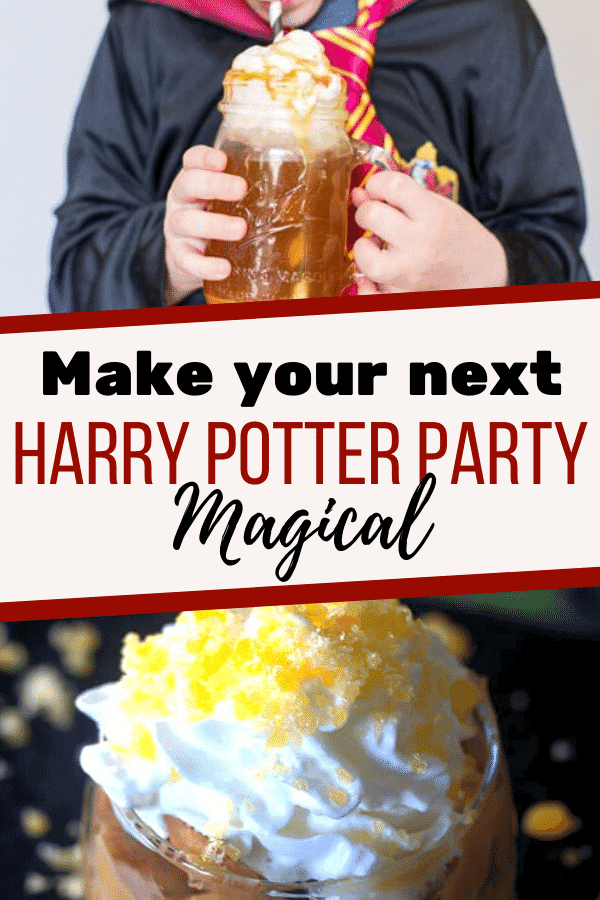 Harry Potter Feast | How to make your party a Magical Success 30