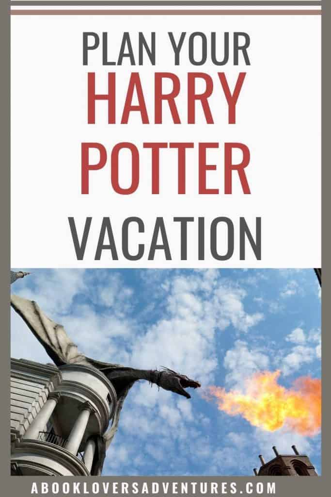 20+ Harry Potter Vacation Ideas in the USA You'll Love 4
