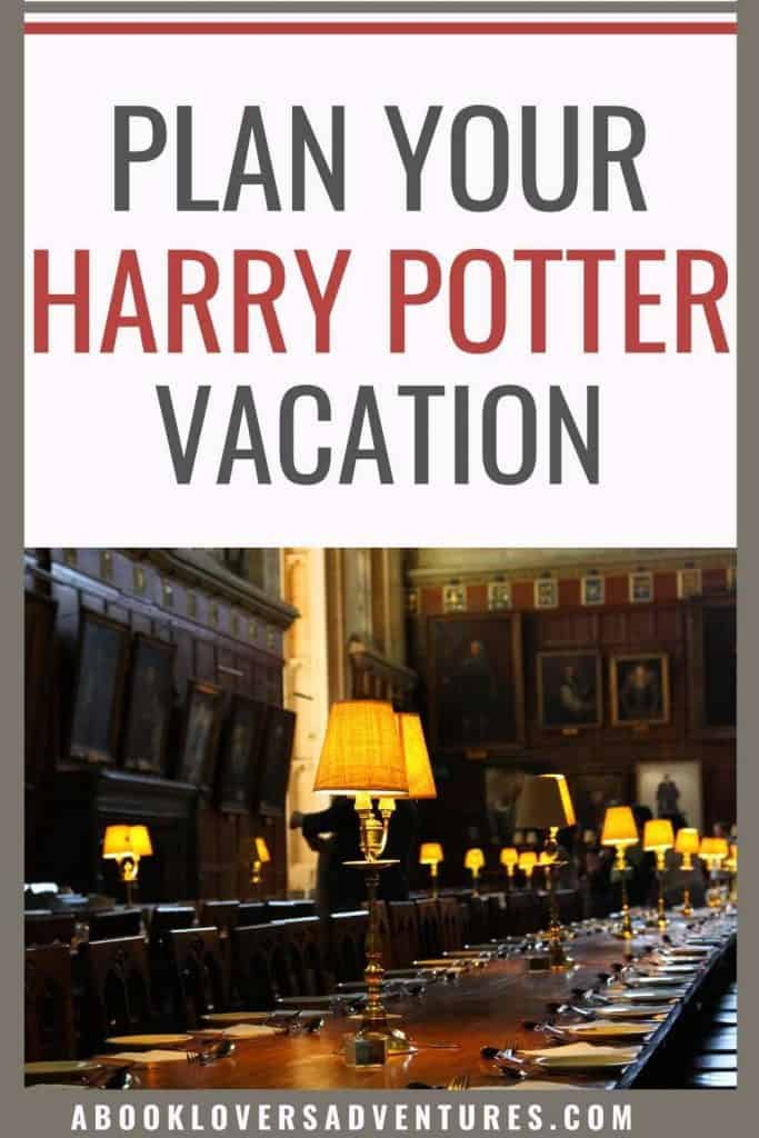20+ Harry Potter Vacation Ideas in the USA You'll Love 6