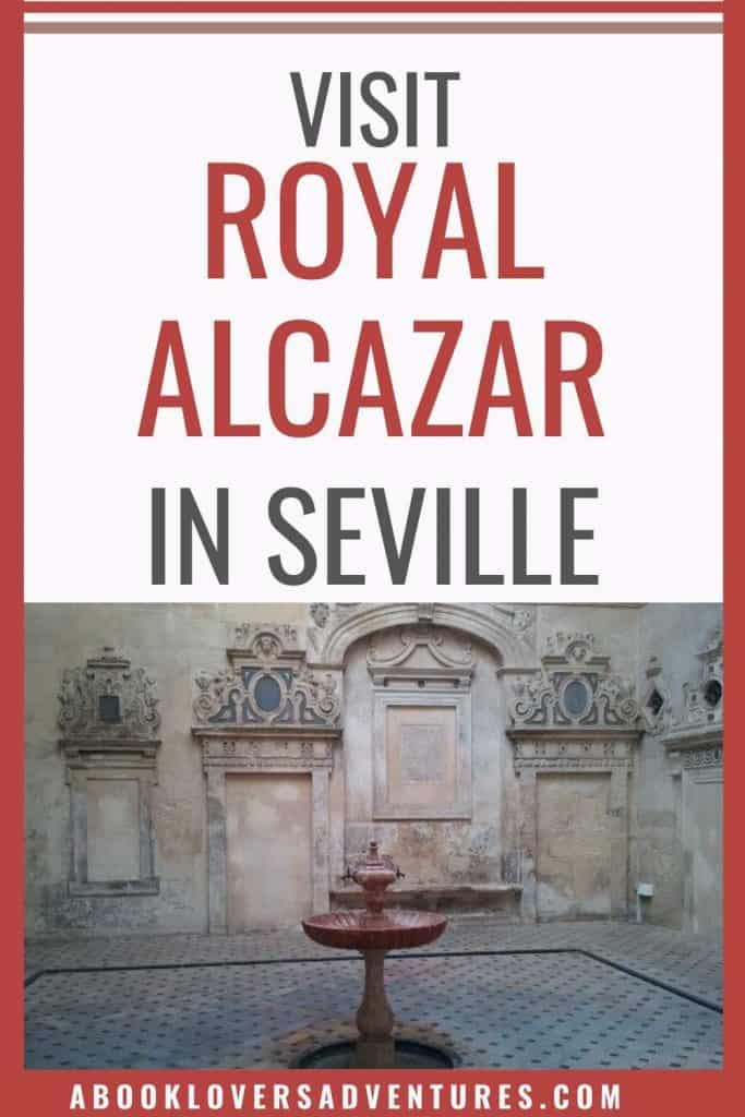 Visit the beautiful Royal Alcazar in Seville Spain! See where they filmed Game of Thrones!