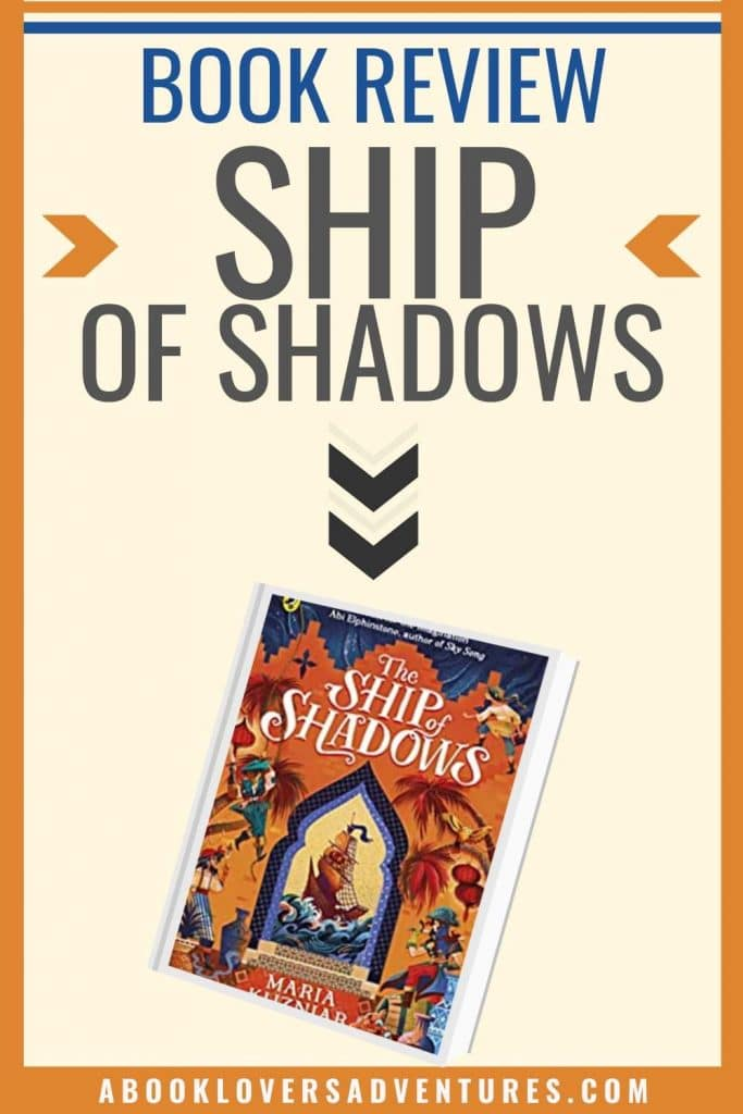 Book Review - The Ship of Shadows 5